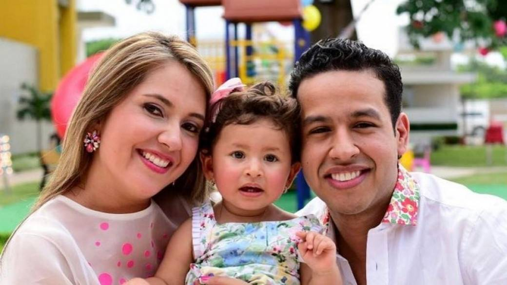 Dayana Jaimes, Paula Elena y martín Elías