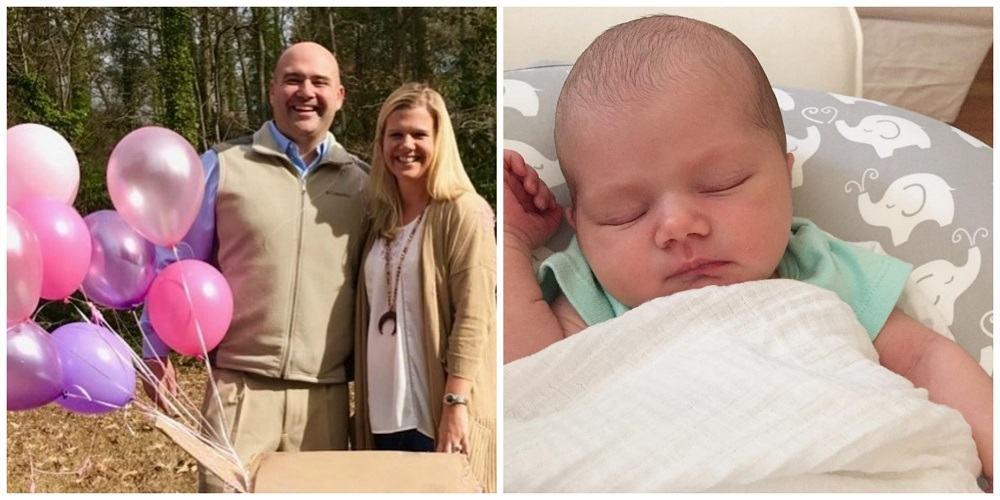 Familia recibe a primera niña en 137 años