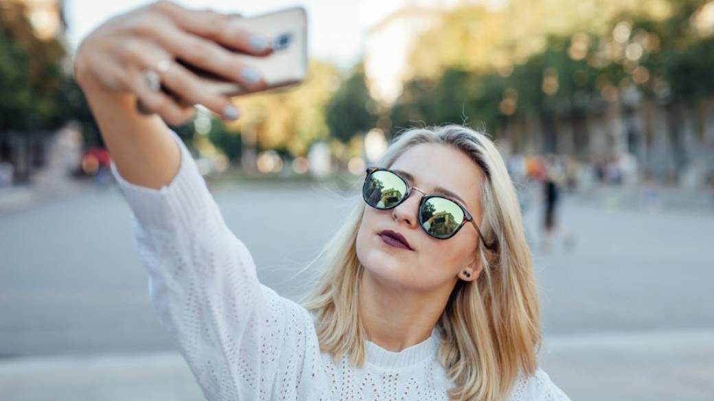 Selfi.