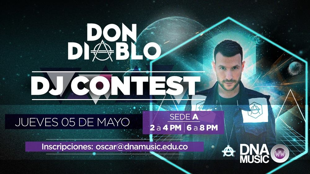 Dj Contest Don Diablo - Pulzo.com