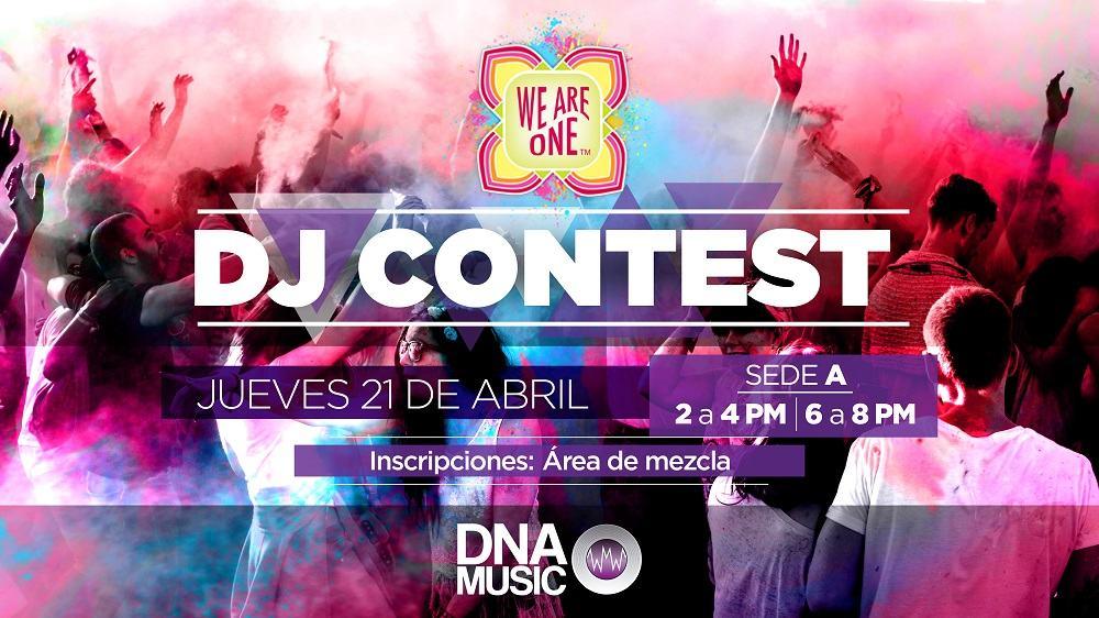 DJ Contest We are one - Pulzo.com