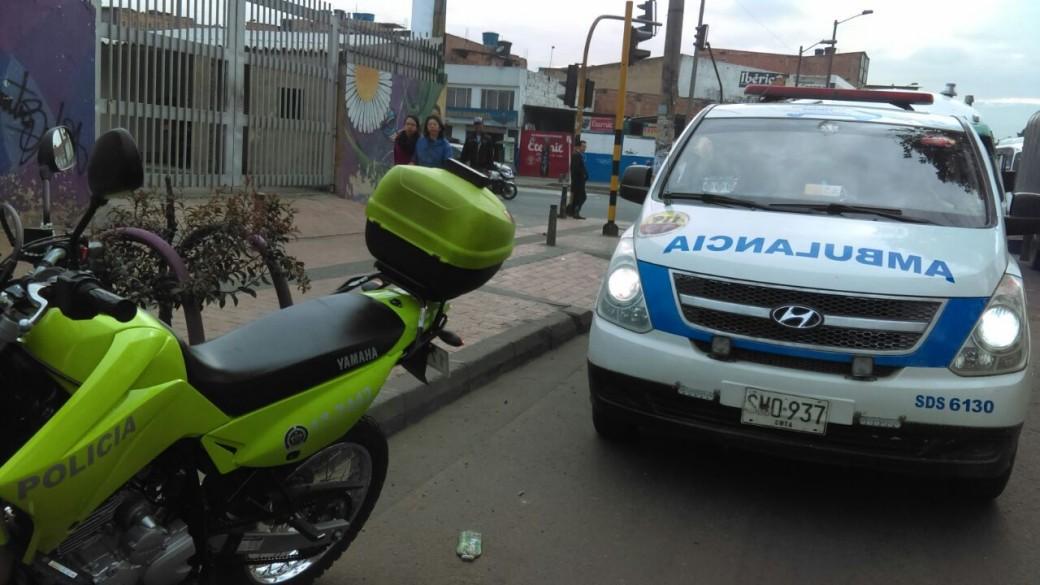 Emergencia en Tintal Plaza