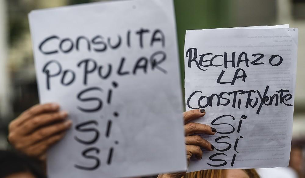 Consulta popular en Venezuela