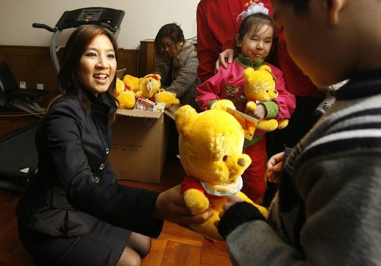 Censura a Winnie the Poo en China