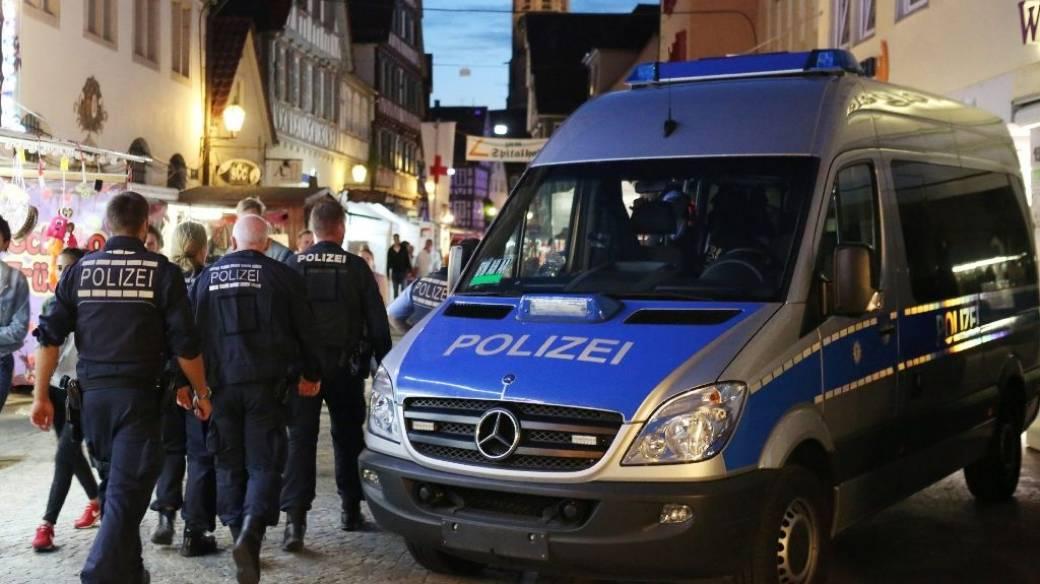 Disturbios en Alemania