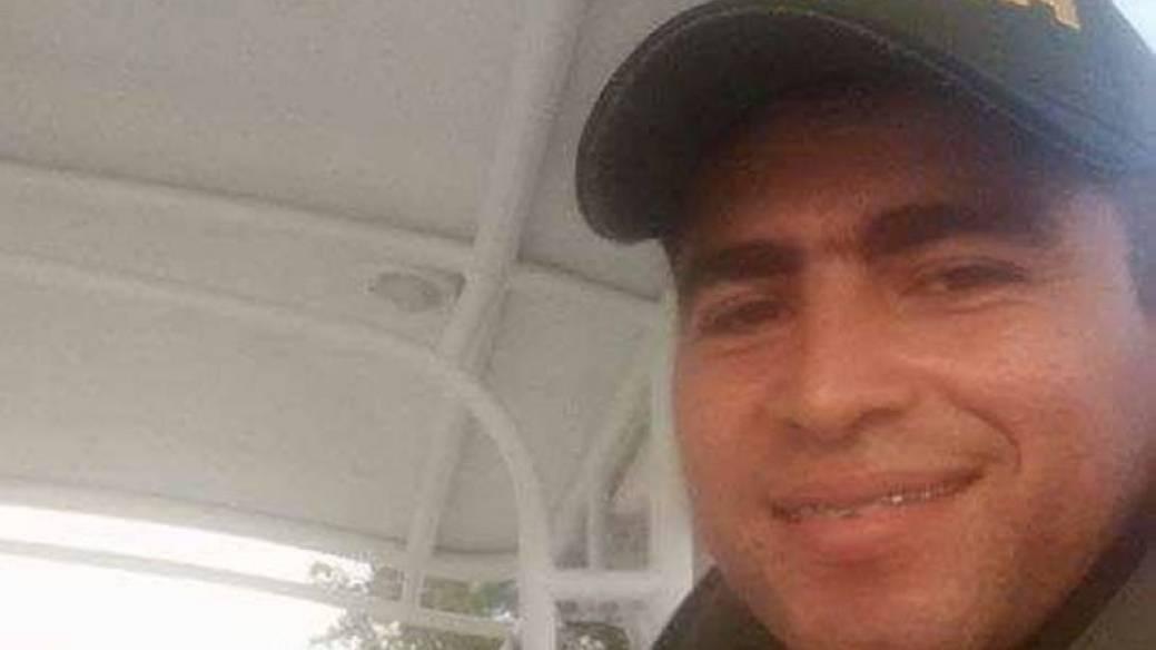 Wilmer José Palencia, patrullero de la Policía indiciado