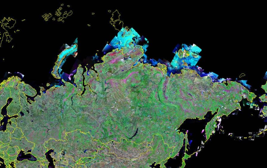 Rusia Maps