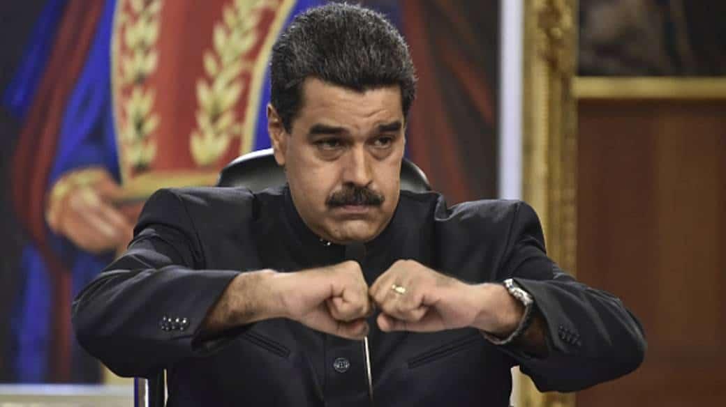 Maduro Getty