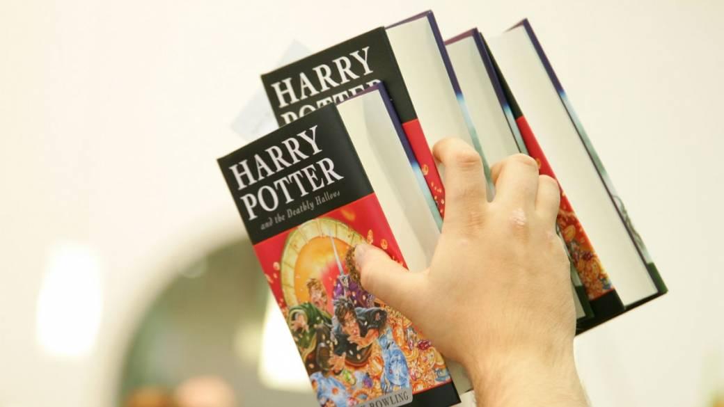 Libros de 'Harry Potter'