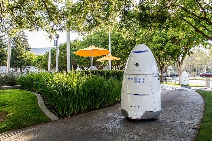 Robot de seguridad