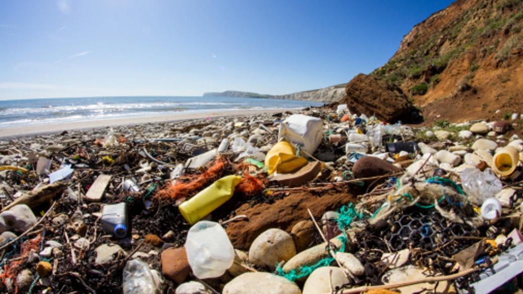 Desechos plásticos