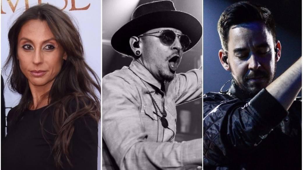 Vicky Cornell / Chester Bennington / Mike Shinoda