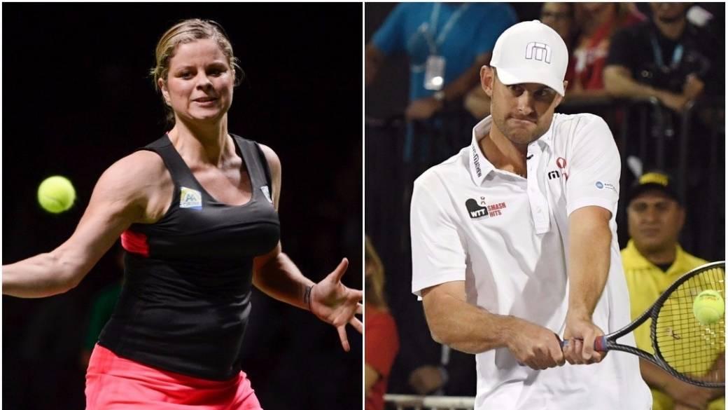 Kim Clijsters / Andy Roddick