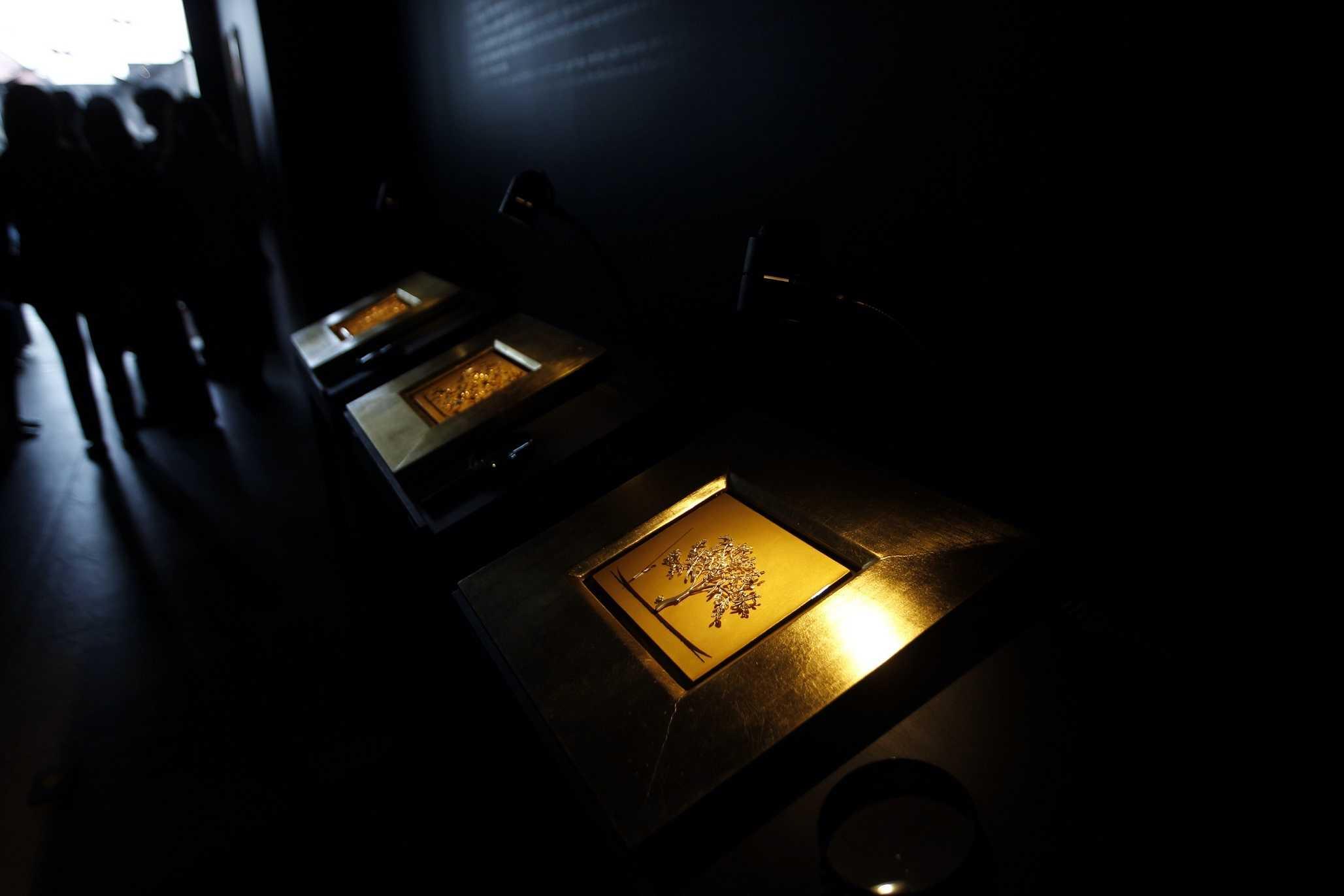"""Exposición """"Oro, espíritu y naturaleza"""" en la Casa de Colombia en México"""
