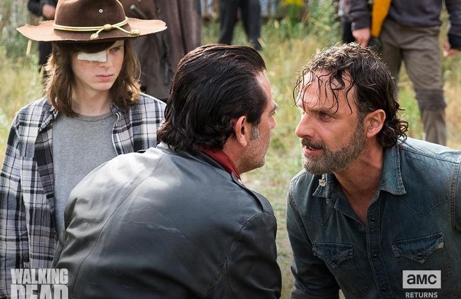 Escena de 'The Walking Dead'. Pulzo.com