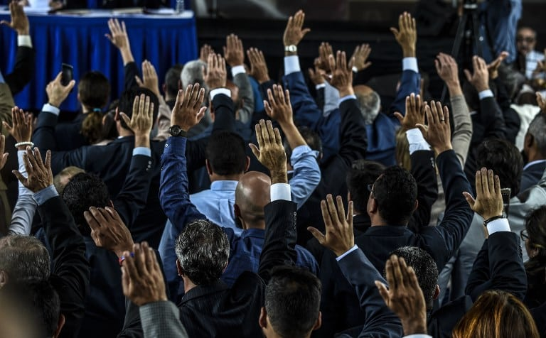 Corte paralela en Venezuela
