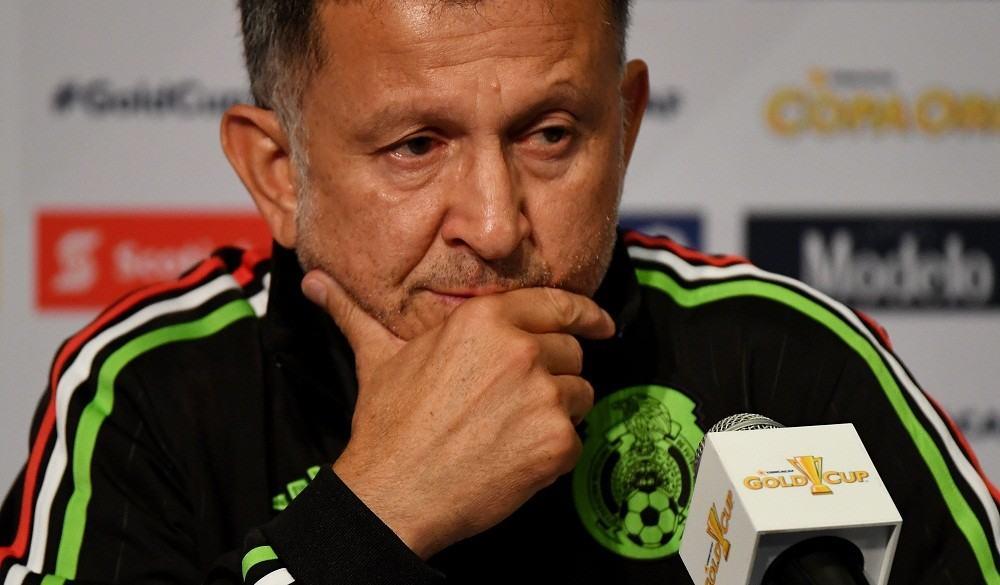 Juan Carlos Osorio, técnico de la Selección México