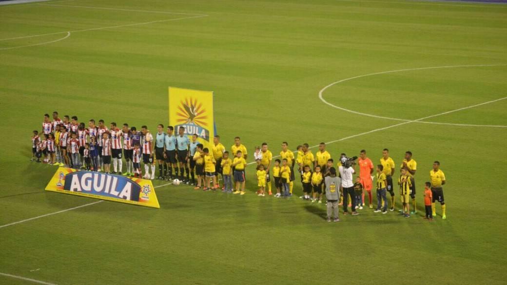 Atlético Junior vs Alianza Petrolera