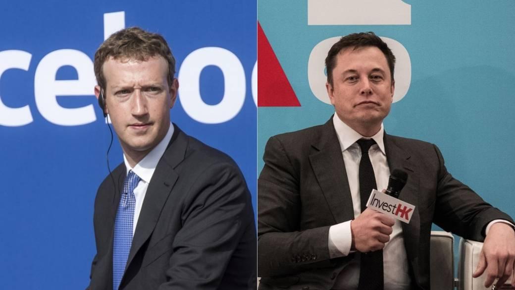 Zuckerberg y Musk