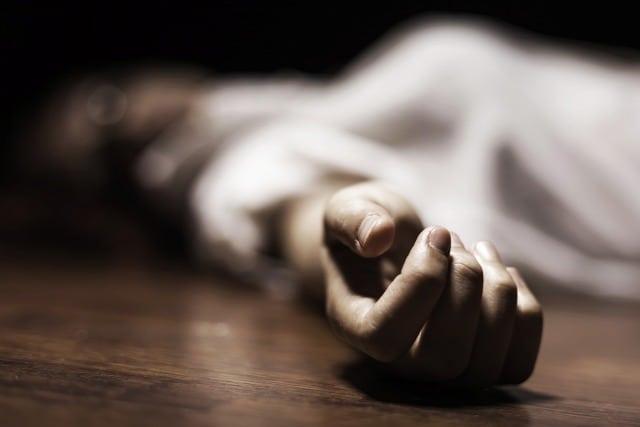 Cadáver de mujer. Pulzo.com