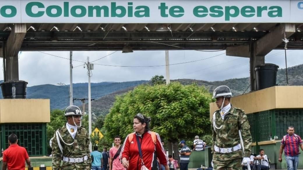 Migración Venezuela-Colombia
