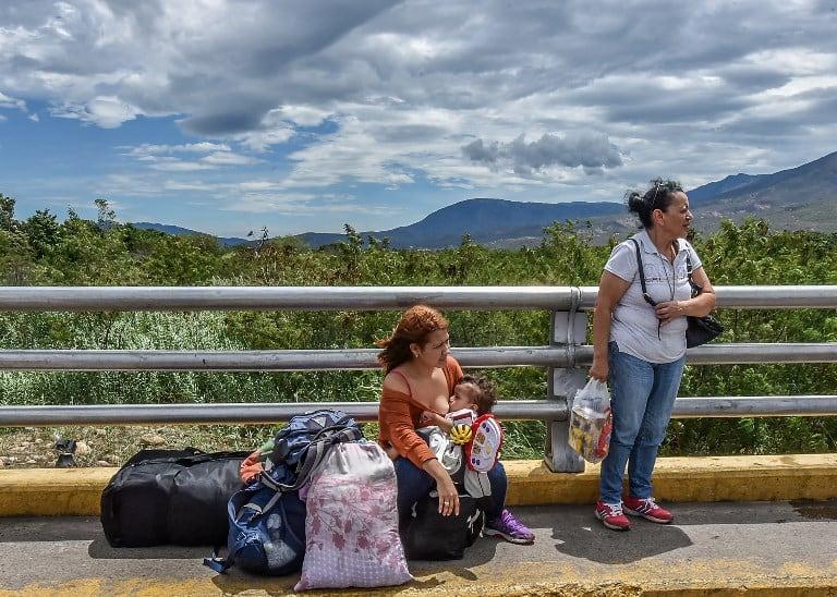 COLOMBIA-VENEZUELA-MIGRACIÓN