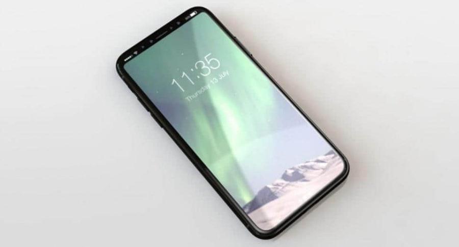 Filtración iPhone 8