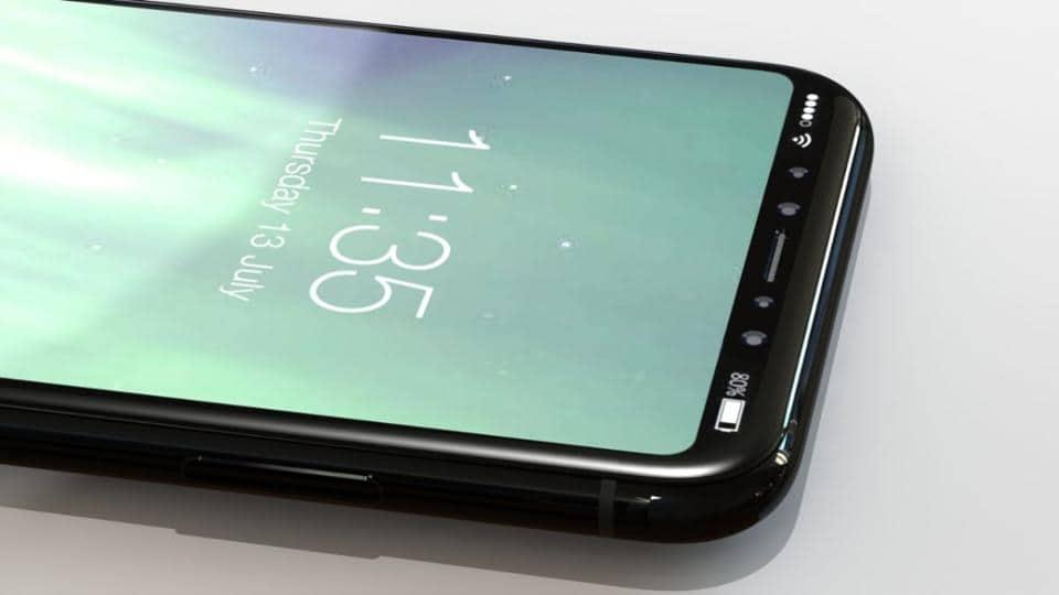 Filtración iPhone 8 2