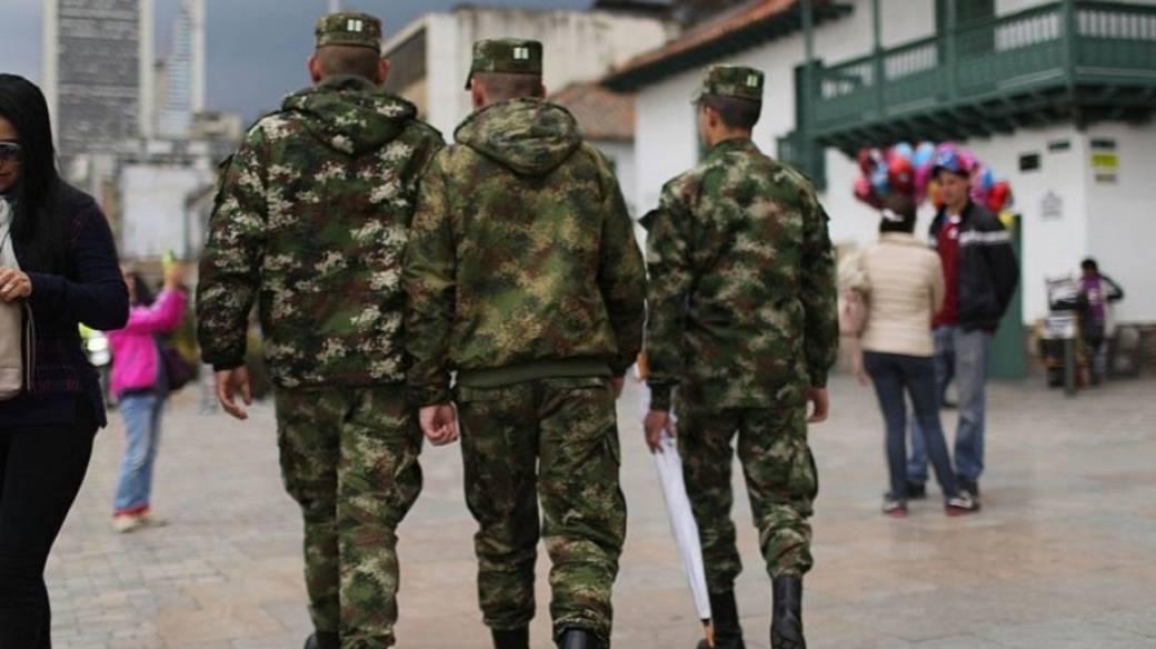 Escándalo sexual en el Ejército
