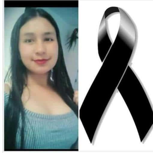 Alison Forero, joven asesinada en Soacha