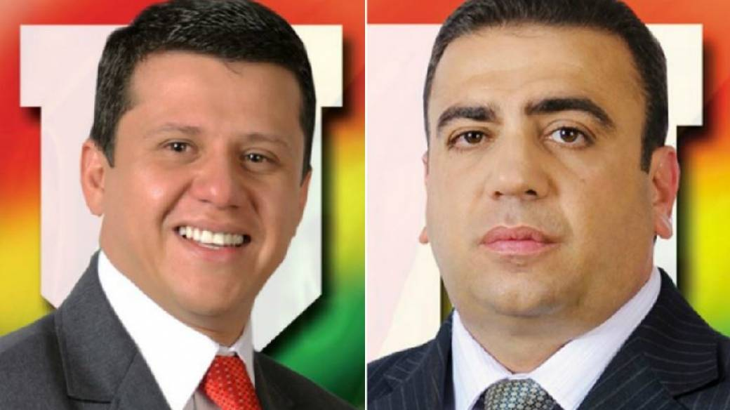 Investigados por sobornos de Odebrecht
