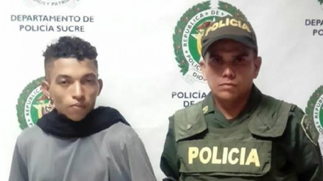 Eduardo Santos Borja, detenido