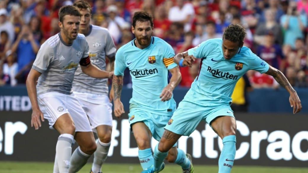 Barcelona 1-0 Manchester United