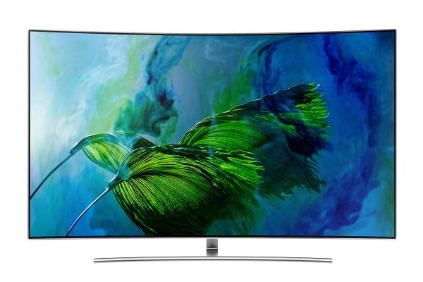 QLED TV Q8 Front