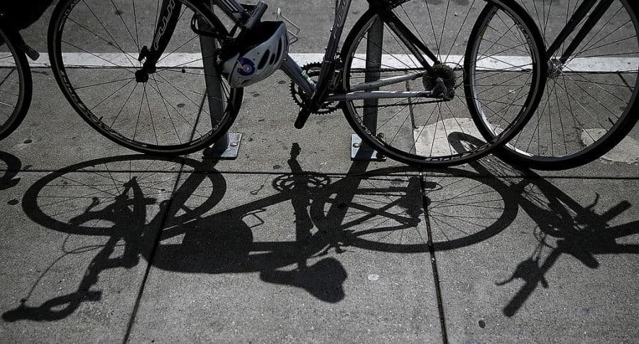 Bicicletas estacionadas. Pulzo.com