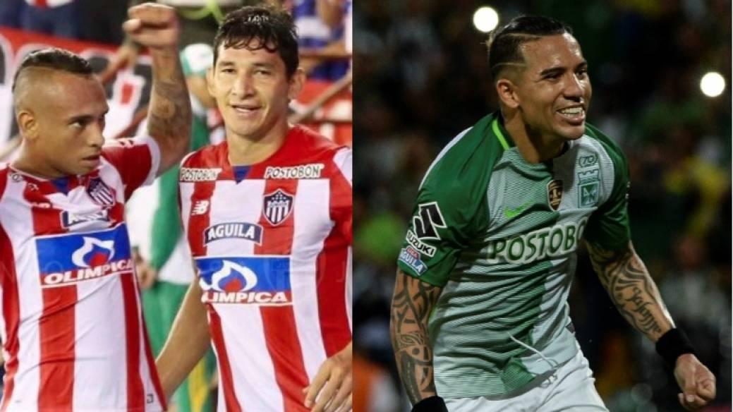 Junior de Barranquilla / Atlético Nacional