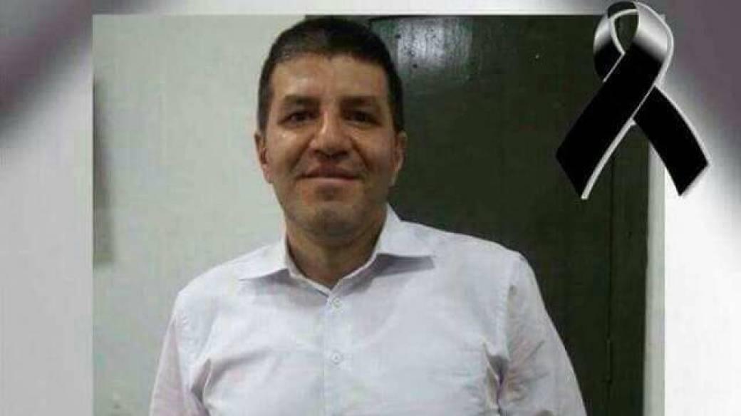 Manuel Jaime Arango, rector asesinado Facebook