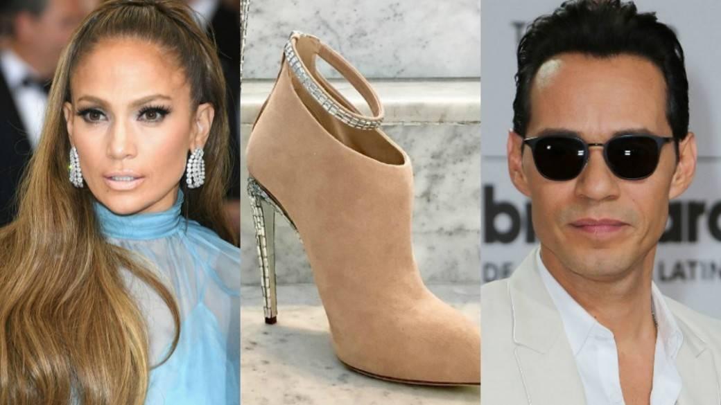 Críticas a Jennifer Lopez por publicar foto de tacones