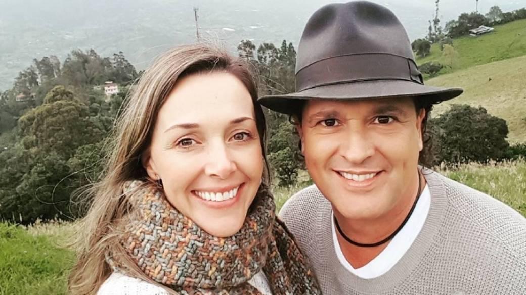Carlos Vives y Claudia Elena
