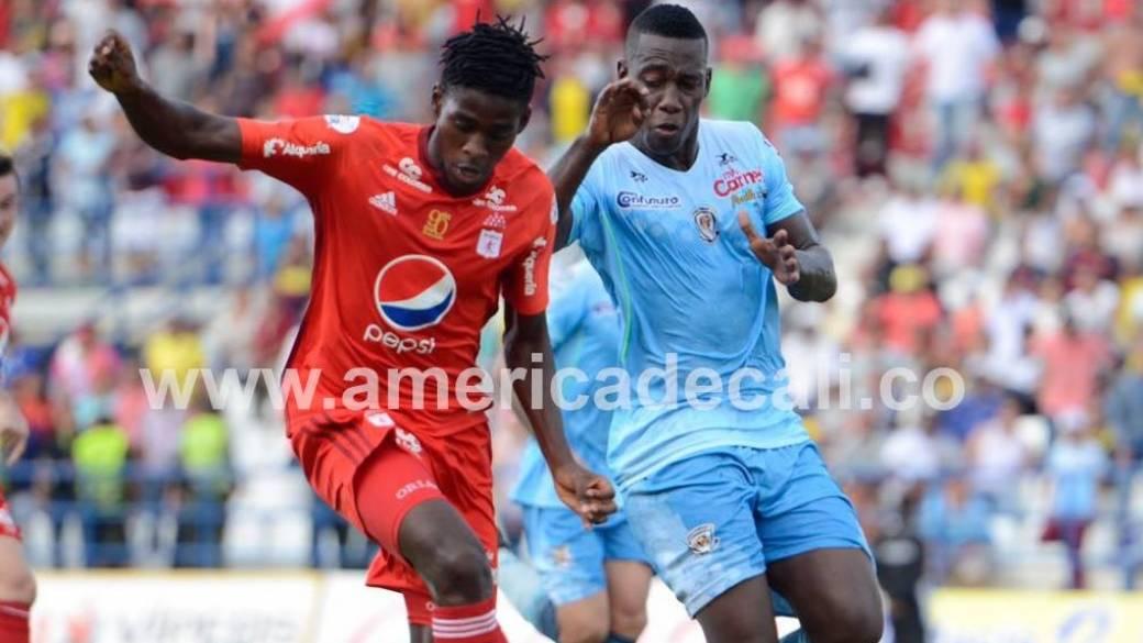 América 0-0 Jaguares