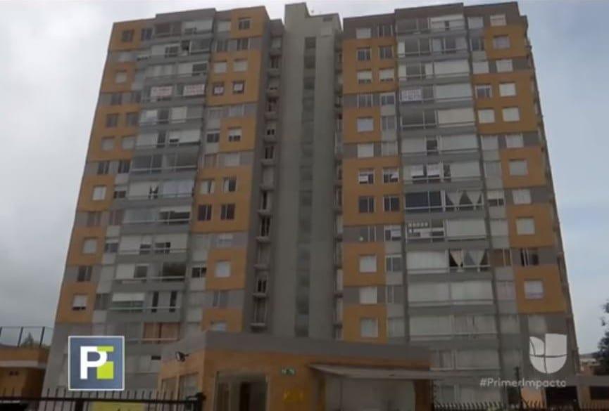 Conjunto residencial 'Caminos de Santafé'