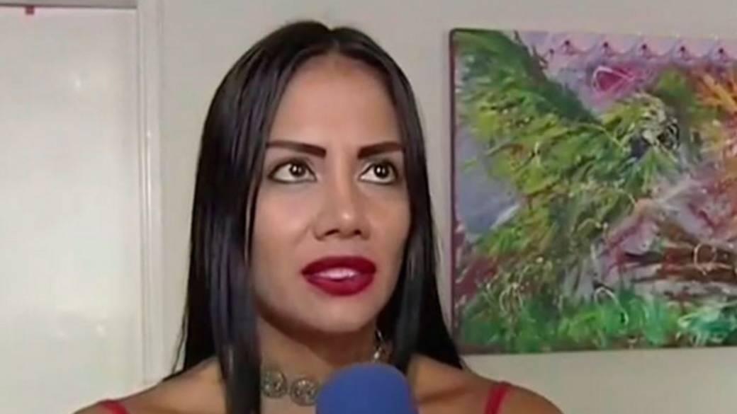 Kathe Martínez, modelo