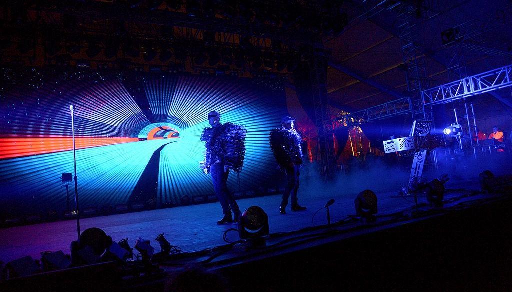 Pet Shop Boys en concierto (2014 Coachella)