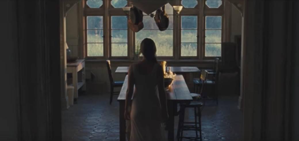 Jennifer Lawrence en el tráiler de 'Madre'. Pulzo.com