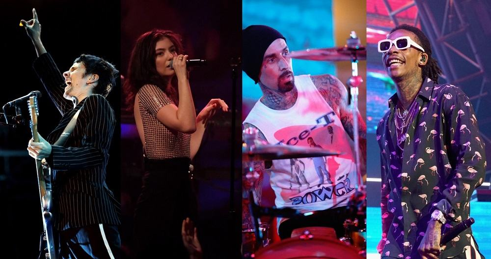 Muse, Lorde, Blink 182 y Wiz Khalifa - Pulzo.com