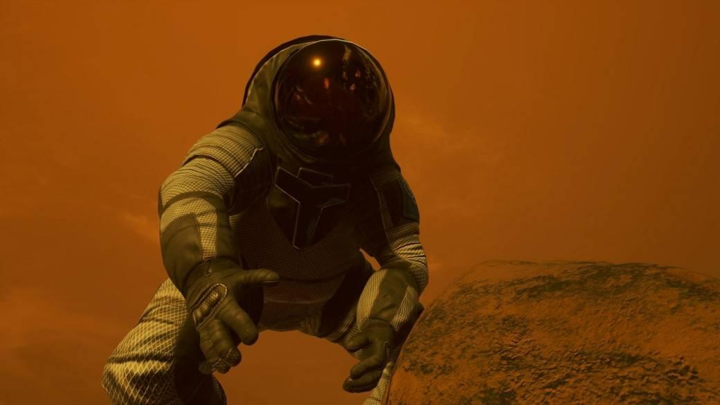Imagen de juego 'Mars 2030'. Pulzo.com