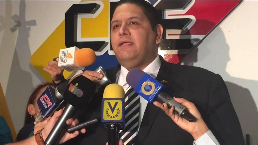 Rector principal del Consejo Nacional Electoral
