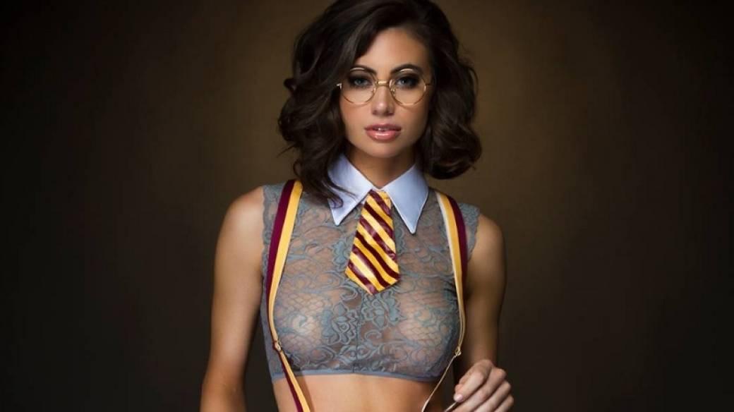 Lencería sexi de Harry Potter