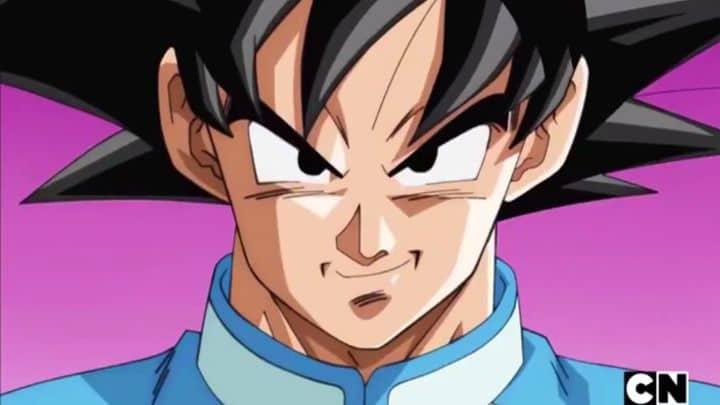 Gokú en Dragon Ball Super