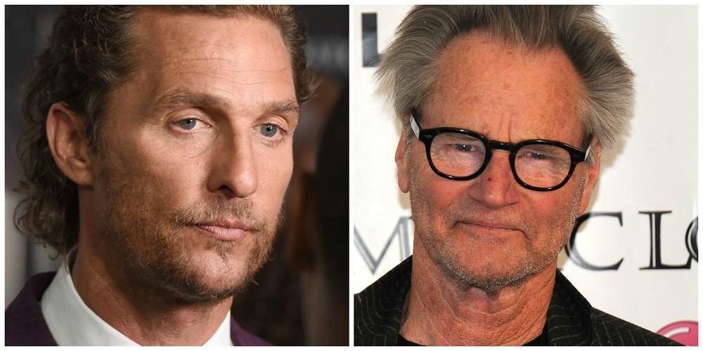 Matthew McConaughey se entera de la muerte de Sam Shepard